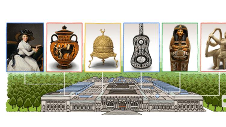 Google Metropolitan Müzesi'nin 151. Yılını Kutladı - Metropolitan Museum of Art nerede ve hangi ülkede?