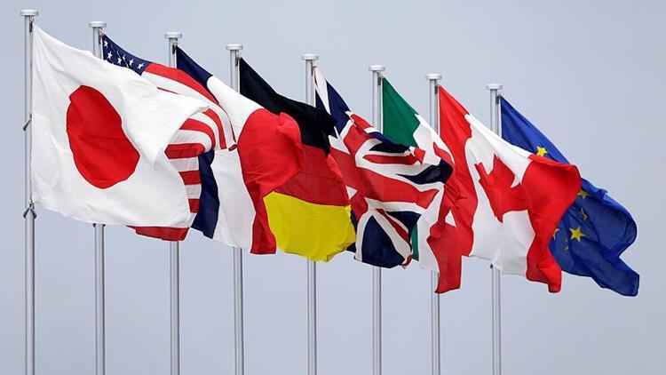 G7 ülkeleri ve AB'den Rusya açıklaması