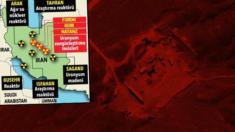İran'ın nükleer hamlesine sabotaj