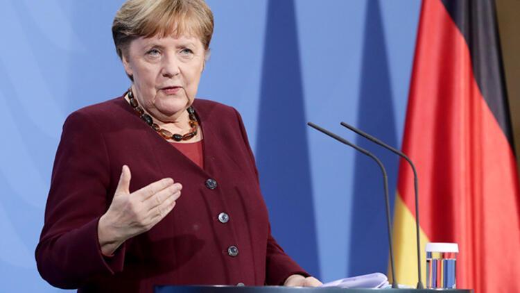 Merkel'den ramazan ayı mesajı