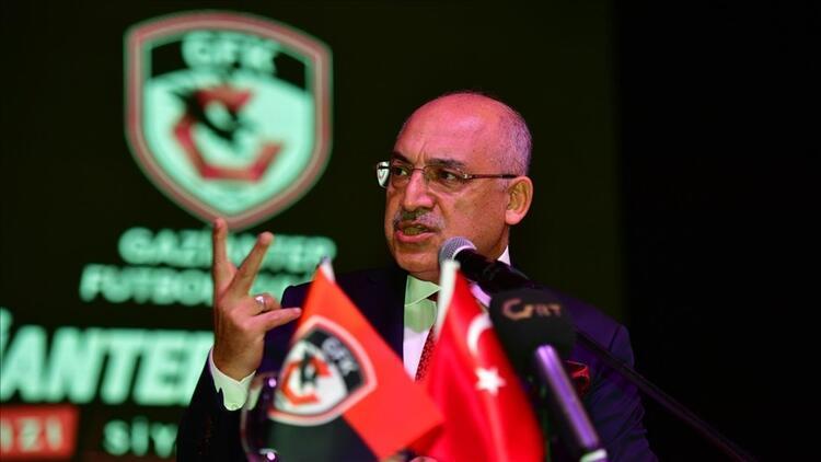 Gaziantep FK Başkanı Büyükekşi'den penaltı isyanı