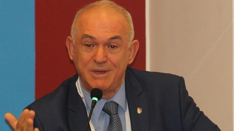"""Trabzonspor Kulübü Divan Kurulu Başkanı Sürmen: """"Fenerbahçe kolay olanında şampiyonluklar almış..."""""""