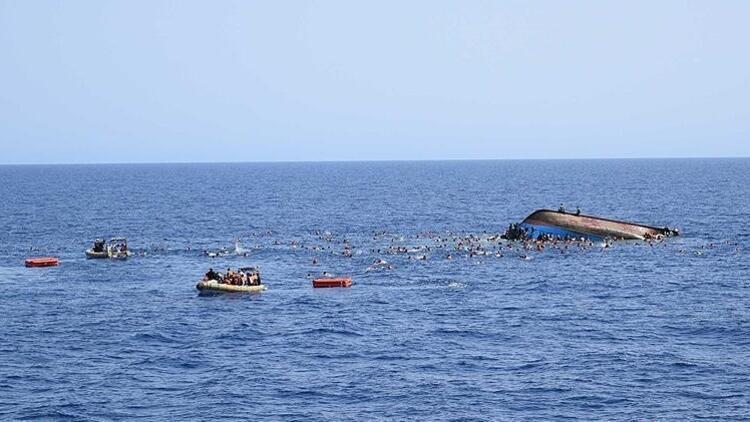 Cibuti'de göçmen teknesinin alabora olması sonucu 42 kişi hayatını kaybetti