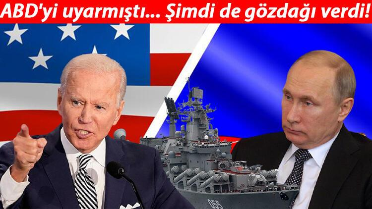 Rusya, 15 savaş gemisini Karadeniz'e gönderdi