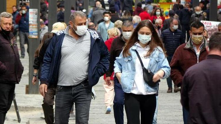 Edirne'de, yüzde 80'in üzerinde dolu yoğun bakımlardaki vakalar 40-55 yaşlarında