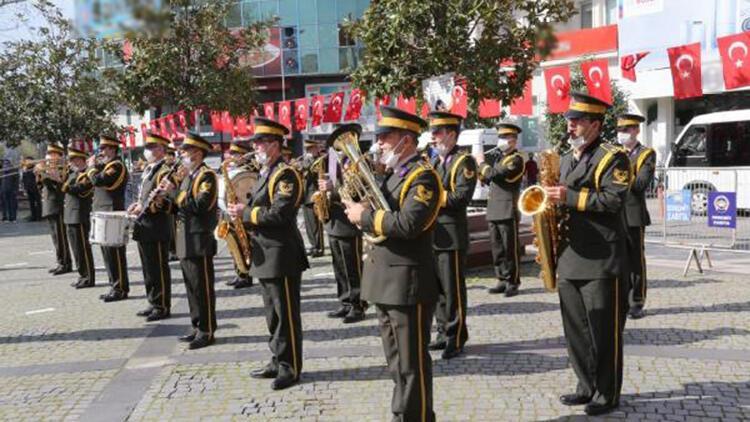 Atatürk'ün Edremit ve Ayvalık'a gelişinin 87'nci yılı kutlandı