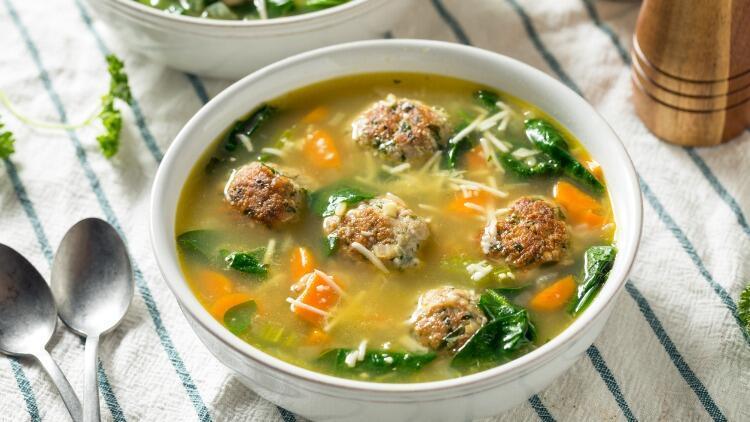 Süleymaniye çorbası tarifi: Süleymaniye çorbası nasıl yapılır?
