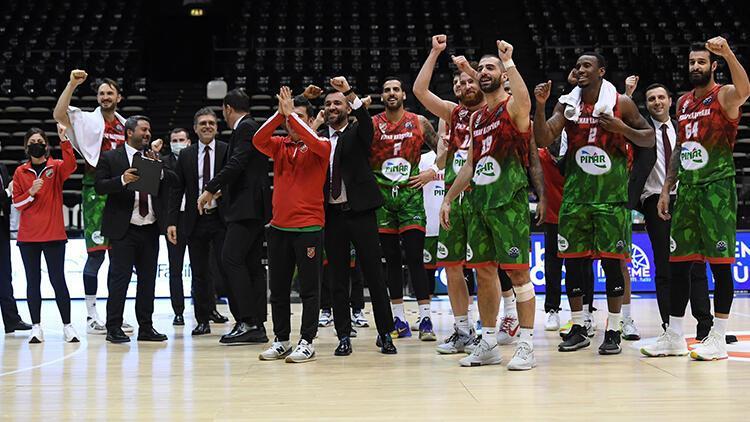 FIBA Şampiyonlar Ligi 8'li finali Rusya'da oynanacak