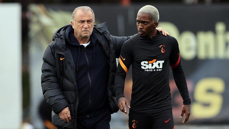 Galatasaray'da Henry Onyekuru sakatlandı