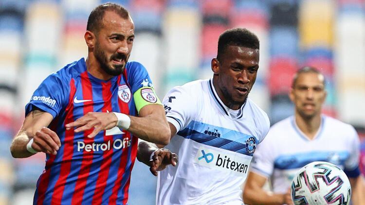 Altınordu 0-1 Adana Demirspor