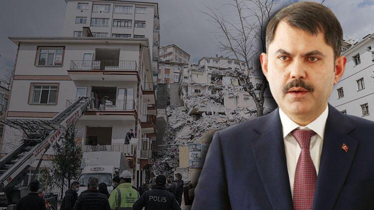 Açelya'daki yıkımdan sonra Bakan Kurum uyardı: İnsan hayatı ranta kurban edilmemeli