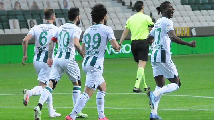 Giresunspor 2 - 1 Ankara Keçiörengücü (Maç özeti)