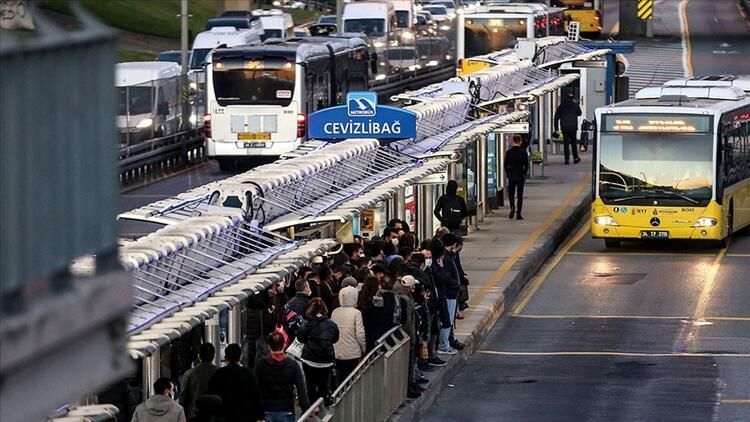 Son dakika haberi: İBB'den toplu ulaşımda 'yoğun saat' uygulaması
