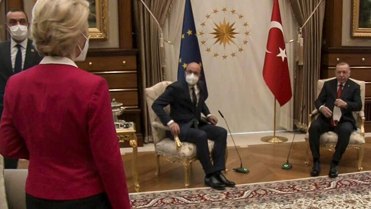 Protokol krizinin yankıları sürüyor! 'Von der Leyen aşağılanmış hissediyor'