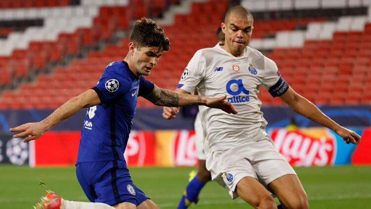 Chelsea 0-1 Porto / Maç sonucu