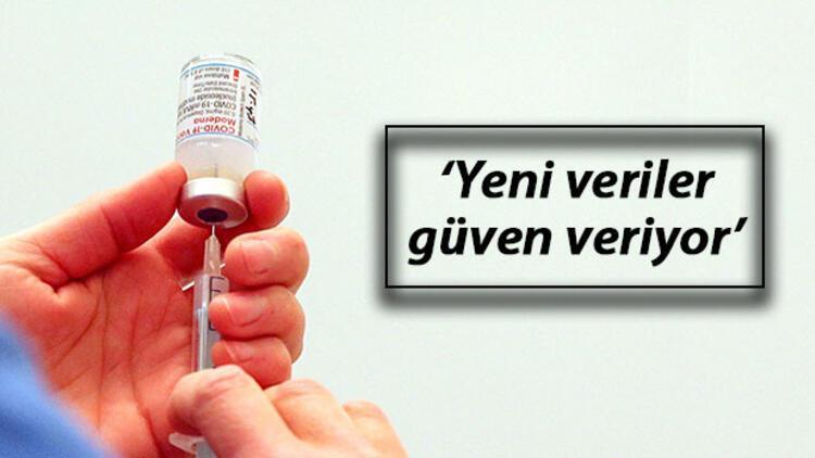 Yeni veriler yayınlandı! Moderna'nın koronavirüs aşısı tam onaya bir adım daha yaklaştı