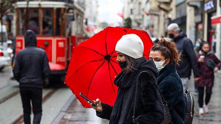 Meteoroloji'den hava durumu uyarısı: Çok sayıda kentte yağmur bekleniyor