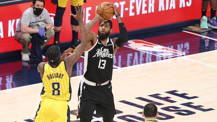 NBA'de Gecenin Sonuçları: Clippers'tan art arda 6. galibiyet