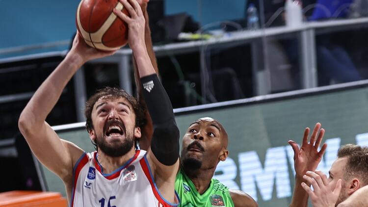 Sertaç Şanlı'nın hayali Anadolu Efes'le Euroleague şampiyonluğu