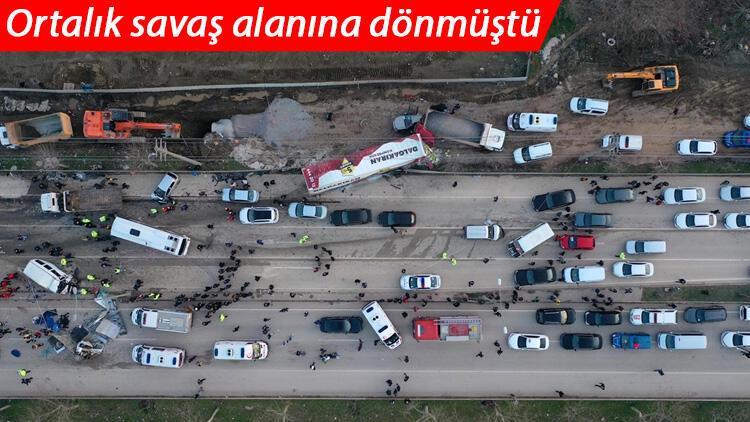 Bursa'daki katliam gibi TIR kazasının nedeni belli oldu! Detaylar ortaya çıktı