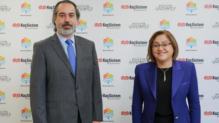 Gaziantep, 'Benim Şehrim' sosyal ağ uygulamasını hizmete sunuyor
