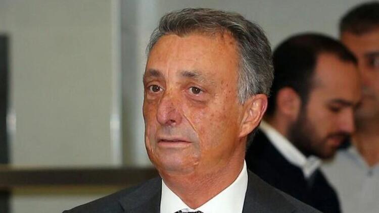 Son Dakika: Beşiktaş Başkanı Ahmet Nur Çebi'den Mustafa Cengiz ve Galatasaray açıklaması!