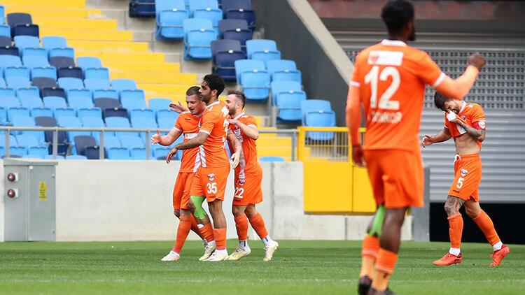 Adanaspor 3 - 1 Akhisarspor (Maç özeti)