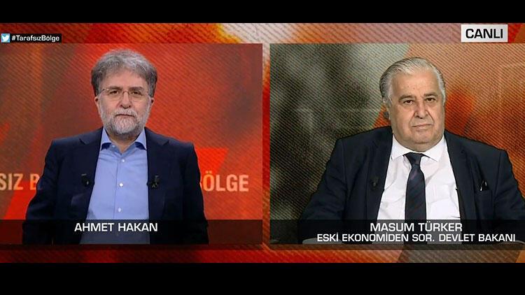 Son dakika haberi: Masum Türker'den CNN Türk'te önemli açıklamalar