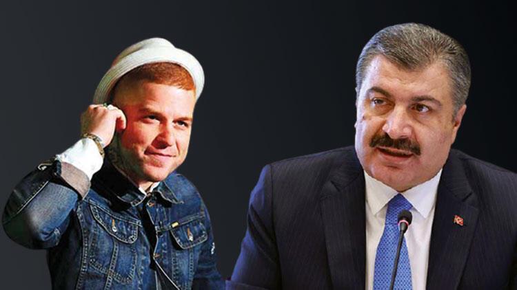 Bakan Koca'dan Gökhan Özoğuz'a yanıt: 'Suçumuz yok, sorumluluğumuz var'