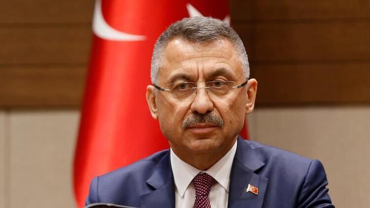 Cumhurbaşkanı Yardımcısı Oktay'dan, AK Parti Genel Merkez Gençlik Kolları Başkanı İnan'ın dedesi için taziye mesajı