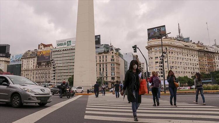 Arjantin'de salgının yükselişe geçmesi nedeniyle yeni önlemler uygulamaya konuldu