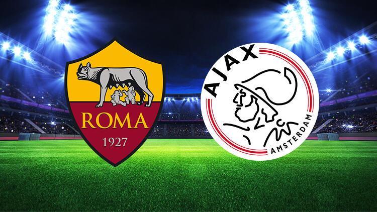 Roma Ajax maçı hangi kanalda ve saat kaçta? İşte Roma Ajax maçı istatistik bilgileri