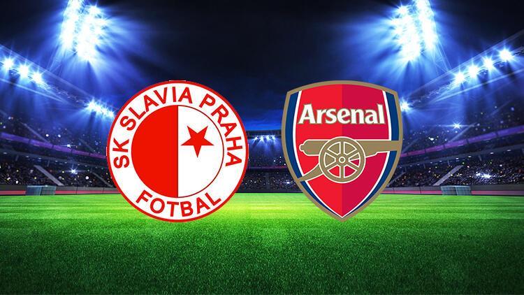 Slavia Prag Arsenal maçı ne zaman, saat kaçta ve hangi kanalda? İşte müsabakanın ayrıntıları