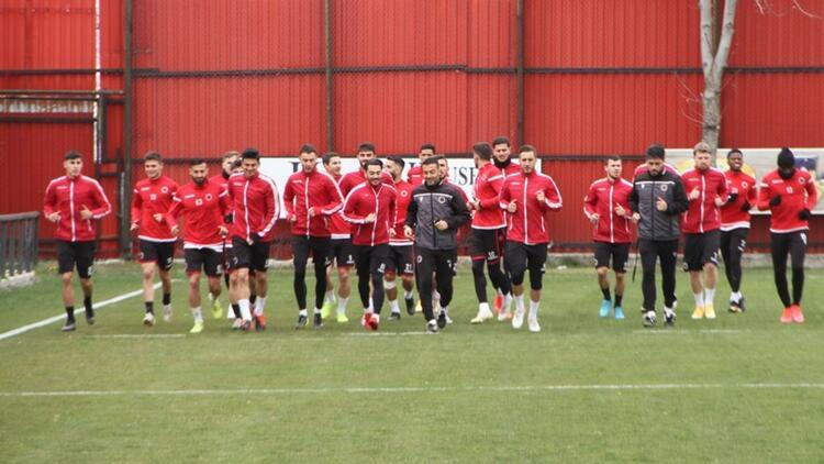 Sivasspor'da Gençlerbirliği maçı öncesi 3 eksik