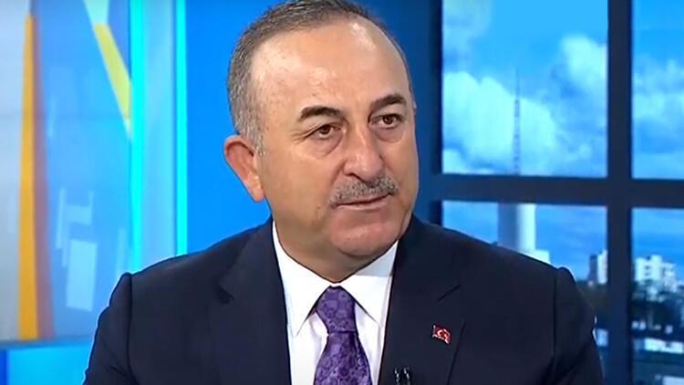 Son dakika: Dışişleri Bakanı Mevlüt Çavuşoğlu'ndan önemli açıklamalar
