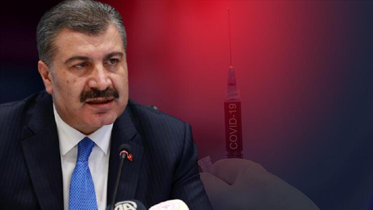 Sağlık Bakanı Fahrettin Koca'dan 'koronavirüs aşıları çöpe gitti' iddialarına yanıt!