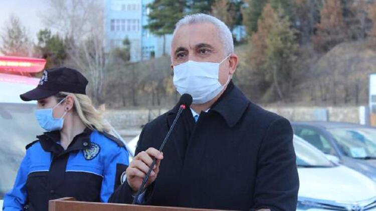 Kastamonu Valisi Çakır: İnsanların yüzde 60'ı sokakta amaçsızca geziyor