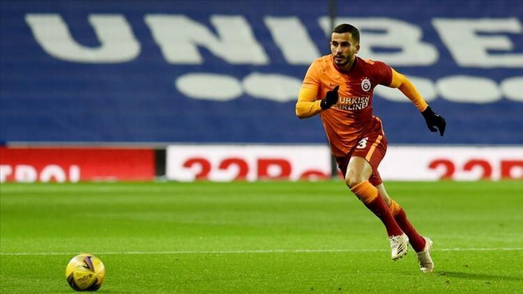 Omar Elabdellaoui ne zaman sahalara dönecek? Galatasaray'dan açıklama