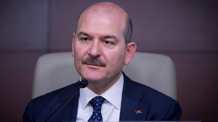 İçişleri Bakanı Süleyman Soylu'dan kısıtlama çağrısı: En geç 19:00'da evimizde olalım