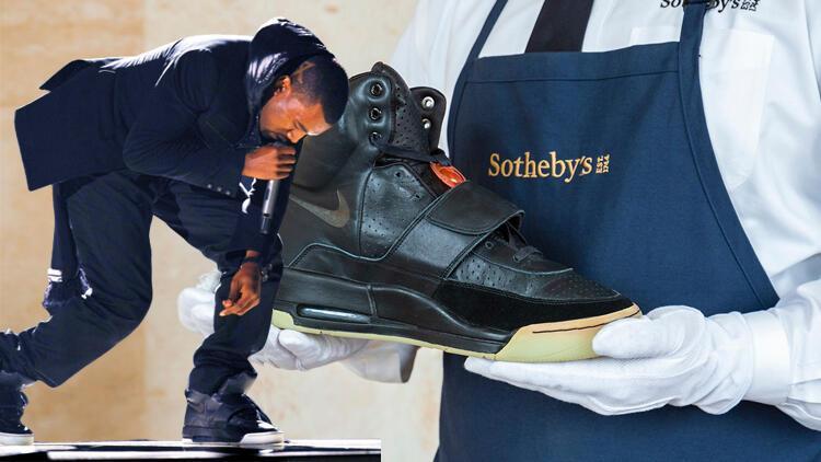 Dünyanın en pahalısı! Skandal rapçi yine gündemde: 1 ayakkabı 1 milyon dolar