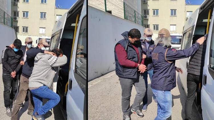 Sakarya'da 4 DEAŞ üyesi tutuklandı