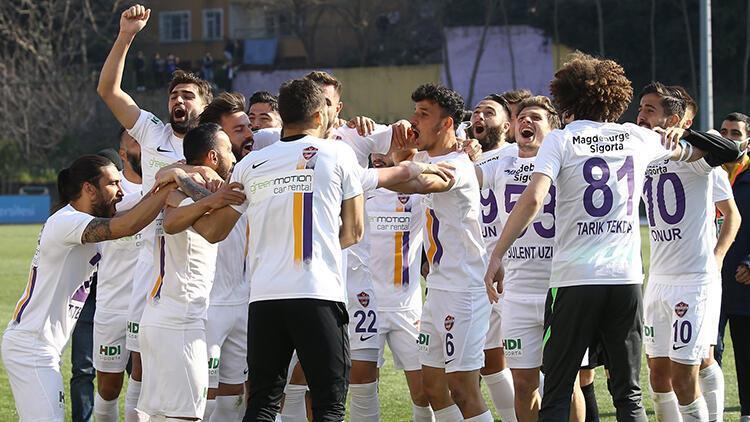 TFF 1. Lig'e yükselen Eyüpspor rekor kırdı! Tüm zamanların en iyisi...