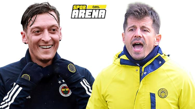 Fenerbahçe'de Emre Belözoğlu'nu sevindiren gelişme! Mesut Özil...