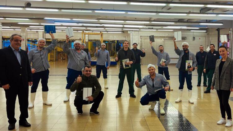 Egetürk'ten çalışanlarına Almanca kurs