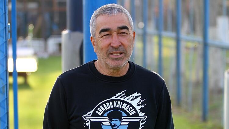 Adana Demirspor'da hedef doğrudan Süper Lig'e yükselmek