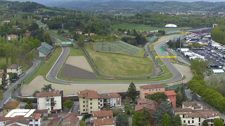 Formula 1'de heyecan İtalya'da devam ediyor