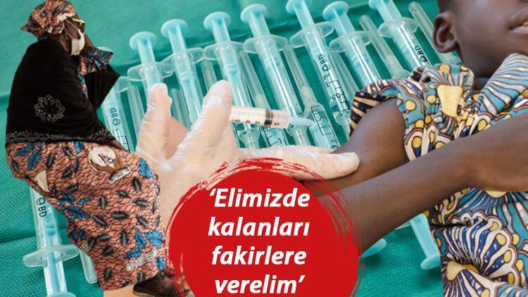 Danimarka'dan skandal karar! 'Elimizde kalan aşıları fakir ülkelere verebiliriz'