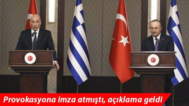 Yunanistan'dan flaş 'Türkiye' açıklaması