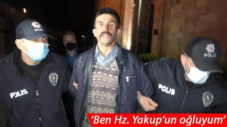 Bursa'da Ulu Camii'ne saldırmıştı! İfadesi şaşkına çevirdi: Demirler, haç işaretine benziyor