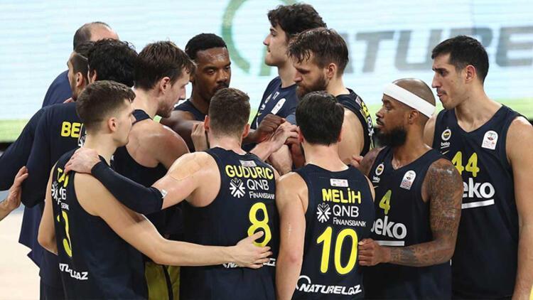 Son Dakika: Fenerbahçe Beko'da pozitif vaka sayısı 7'ye yükseldi! Anadolu Efes ve CSKA maçları öncesi...
